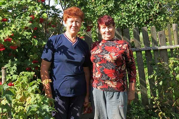 Жителей Кацевичей объединяют любовь к земле, увлечение садом и огородом