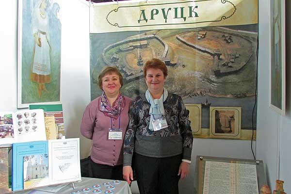 Толочинские экспонаты вызвали интерес на Национальном форуме музеев Беларуси в Могилеве