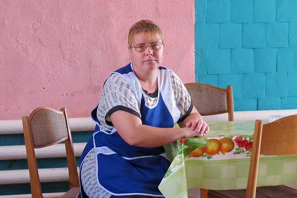 Работникам Толочинского райагросервиса пришлись по вкусу блюда украинской кухни