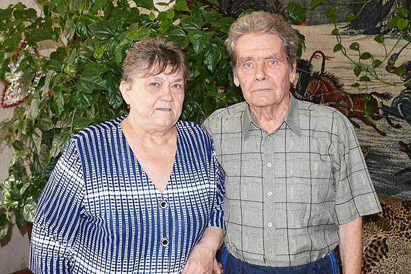 Жизненный путь жителей Толочина Петра и Раисы Прядка может служить примером для многих семей
