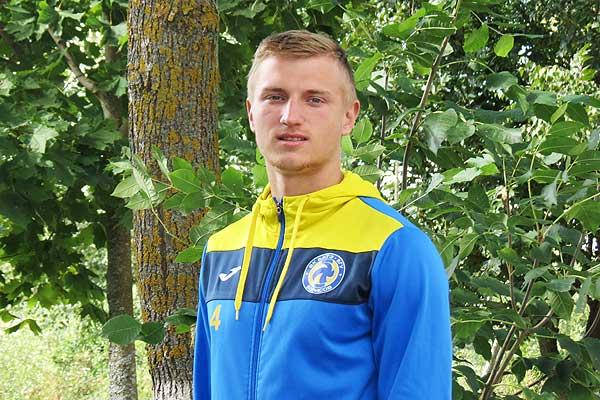 Усвижбукский юноша покоряет волейбольные вершины в составе БАТЭ и молодежной сборной Беларуси