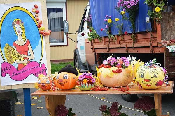Ярмарка в Толочине: буйство красок и ассортимента (+фото)
