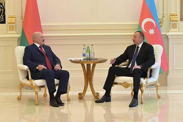 Тема недели: визит Президента Беларуси в Азербайджан