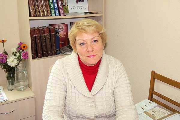 Первые шаги на профсоюзном поприще Татьяны Побяржиной