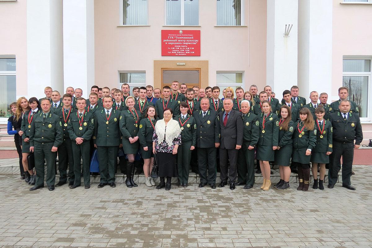 В Толочине прошел областной семинар для молодых лесоводов