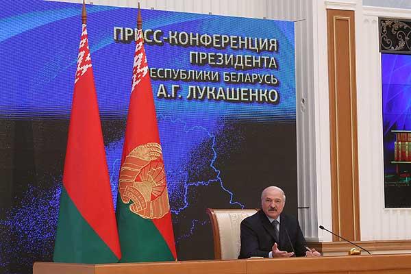 Тема недели: встреча Лукашенко с журналистами российских региональных СМИ