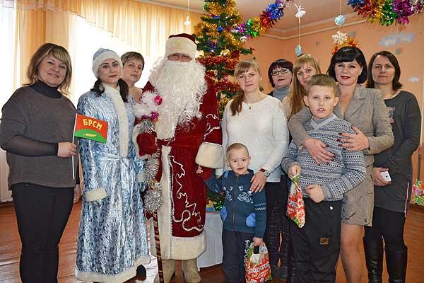 """В Толочине стартовала акция """"Чудеса на Рождество"""""""
