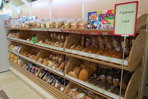 Талачынскія хлебабулачныя вырабы — дастойная канкурэнцыя прывазной прадукцыі