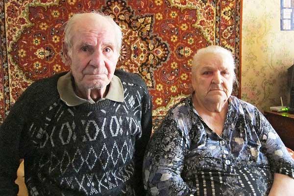 Галіна і Сяргей Шпунікавы праз многія гады пранеслі павагу, вернасць і каханне