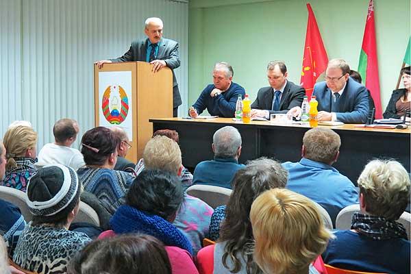"""Надежда умирает последней: в вопросе о присоединении Толочинского элеватора к Оршанскому КХП решено еще раз взвесить все """"за"""" и """"против"""""""