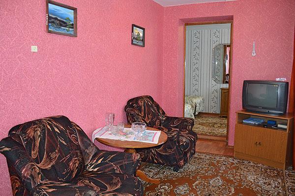 В толочинской гостинице останавливаются и белорусы, и иностранцы