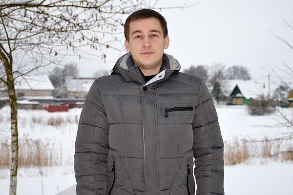 Молодой ученый из Коханово Алексей Чекан работает над повышением нефтеотдачи