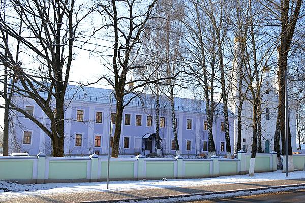 Свято-Покровский женский монастырь в Толочине переживает свое второе рождение (+фото)
