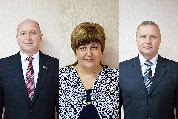 Три представителя Толочинского района удостоены звания «Человек года Витебщины-2016»