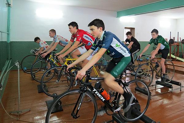 В толочинской велошколе будут рады новым воспитанникам
