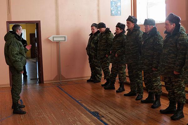 В интересах обороны страны: в Толочине состоялись плановые занятия по боевой готовности