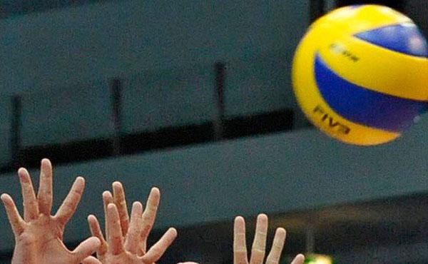 В первенстве Толочинского района по волейболу определился первый полуфиналист