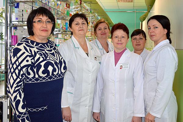 """Толочинская аптека — первая в рейтинге Витебского УП """"Фармация"""""""