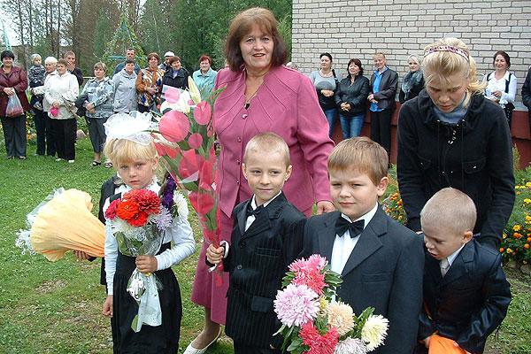 Как живешь, ветеран? Бывшая учительница Славновской средней школы Клавдия Кулик считает, что все в жизни надо делать с любовью