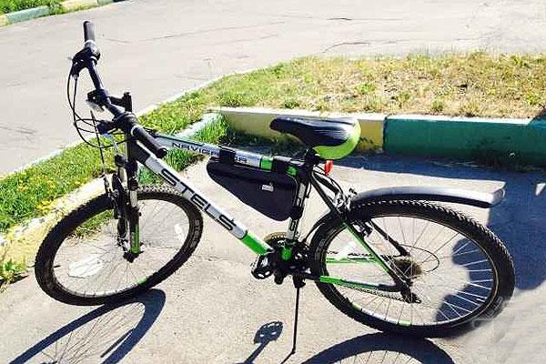 Устанавливаются свидетели кражи велосипеда в Коханово