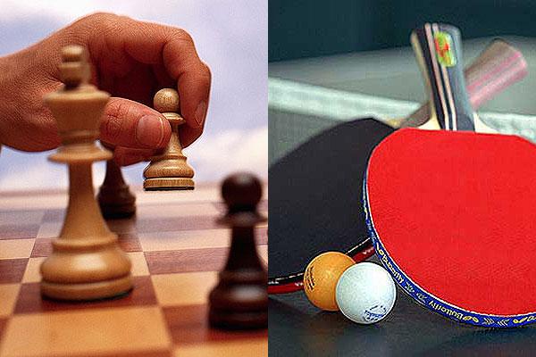 Чемпионов Толочинского района определят шахматисты и теннисисты
