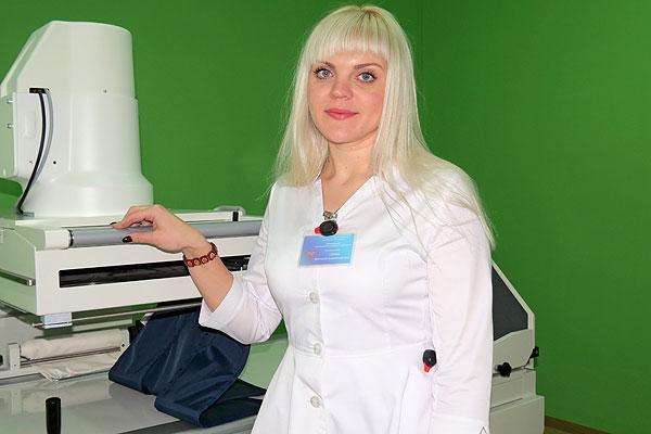 Виктории Горнак профессия медика пришлась по душе