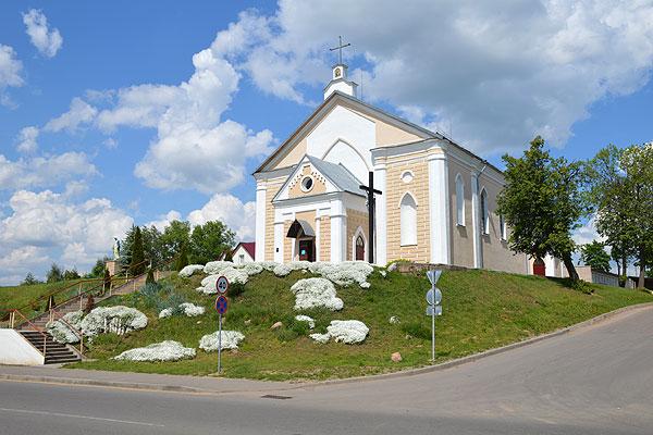 31 объект на территории Толочинского района включен в список историко-культурных ценностей Беларуси