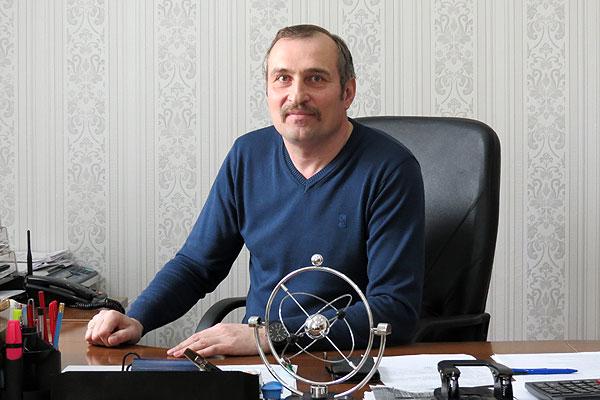 Игорь Носович всегда на передовой