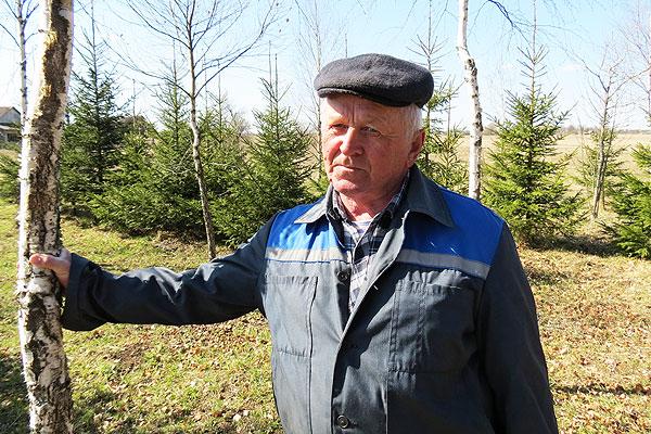 Працоўная дынастыя: аддавалі лесу свае веру, любоў і натхненне