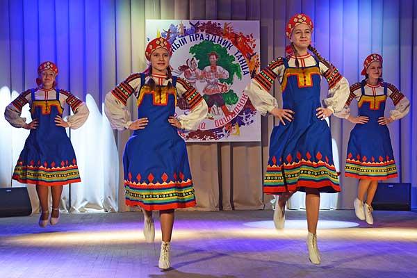 В Толочине состоится районный праздник танца