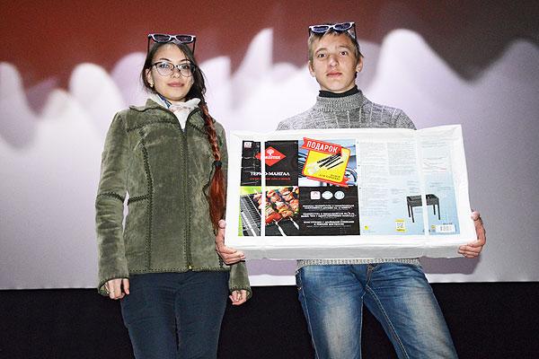 Кино в Толочине по-прежнему остается востребованным