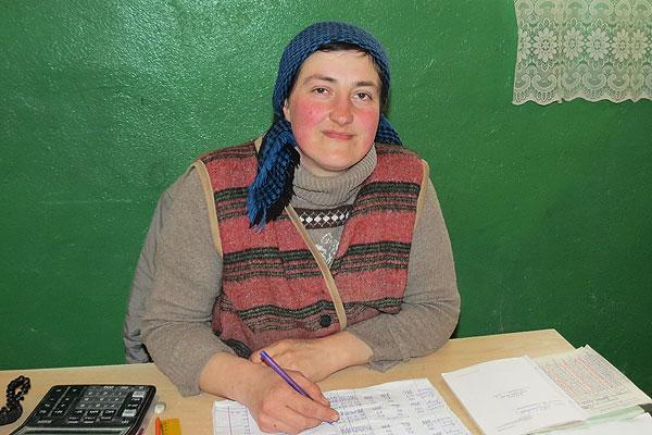 Юлии Шибеко из «Славного» хочется видеть свое хозяйство в числе лучших по производству молока