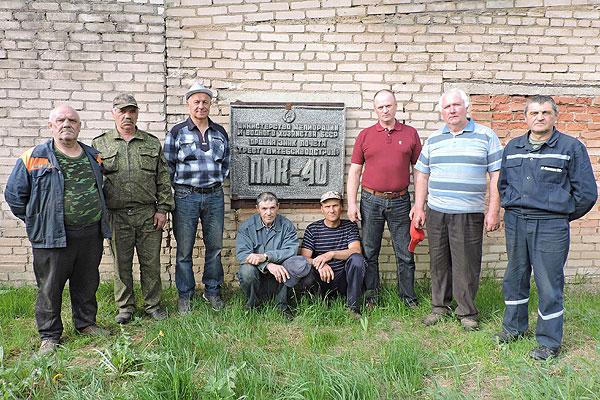 Талачынскае ПМС — дружны калектыў працавітых і творчых людзей