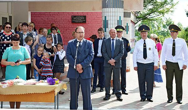 Бывай, школа: коханаўскія выпускнікі поўныя энергіі і гатоўнасці апраўдаць ускладзеныя на іх спадзяванні