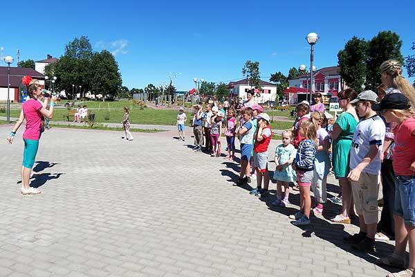 В Толочине продолжится районный конкурс культорганизаторов