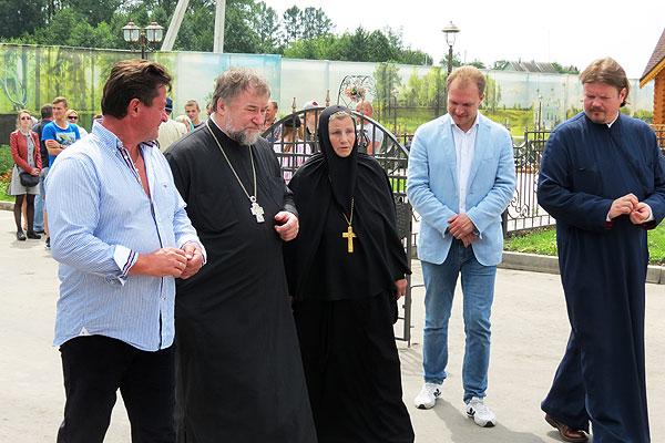 В Толочине распахнул свои двери обновленный Свято-Покровский женский монастырь