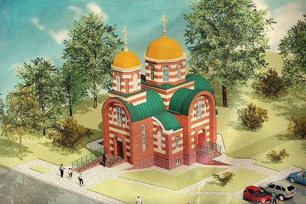 На благое общее дело: храм на станции Толочин построим вместе