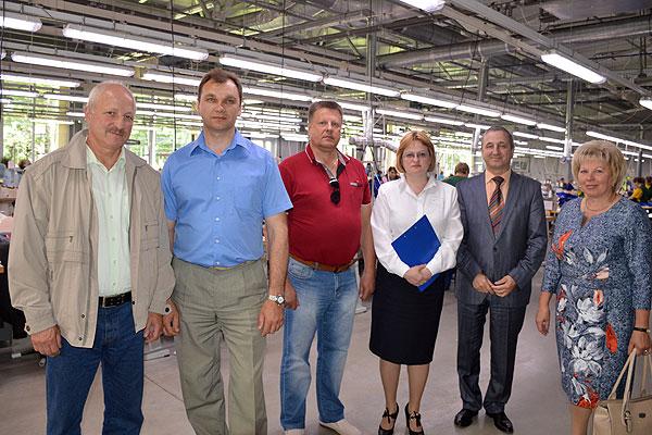 Связи развиваются и укрепляются: делегация из Толочина посетила Сафоново (+фото)