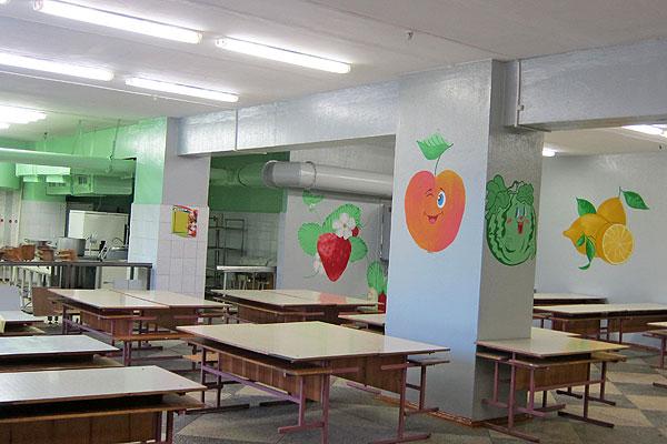 Обновленная Толочинская районная гимназия сияет яркими красками