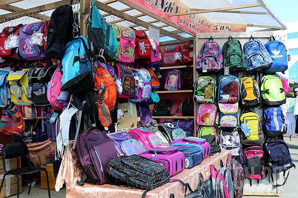 В Толочине состоится расширенная распродажа товаров к школе