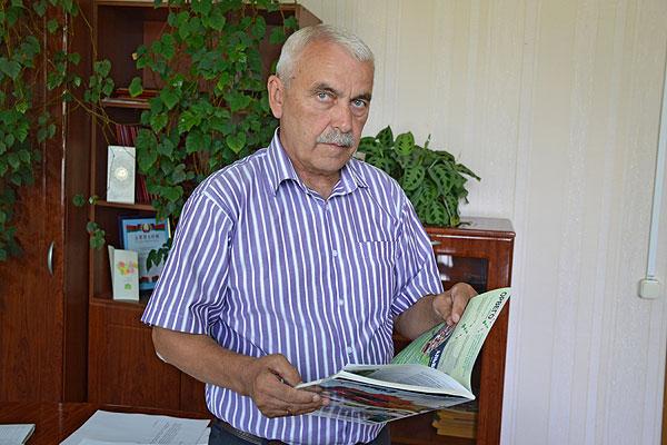 Працоўныя і жыццёвыя вёрсты Міхаіла Снапкова