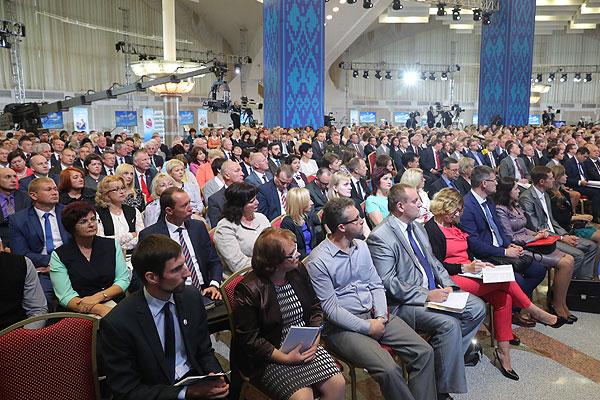 Тема недели. Республиканский педсовет: настоящее и будущее белорусского образования