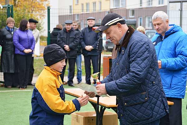 Юные футболисты разыграют в Толочине призы Георгия Кондратьева