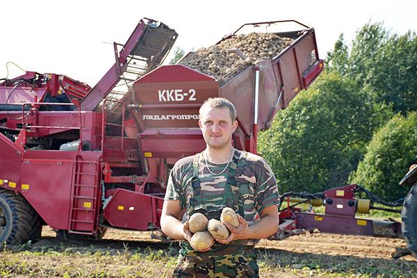 Работникам Толочинского консервного завода за урожай приходится бороться