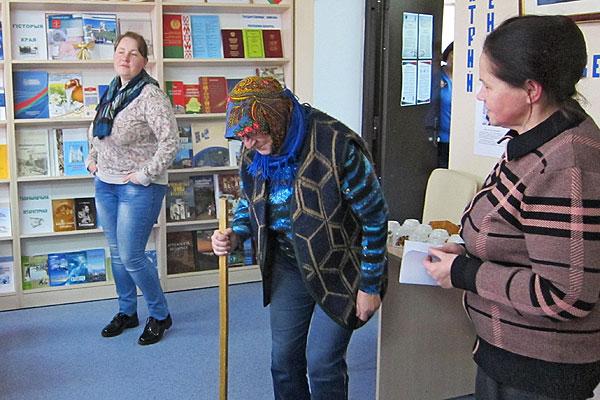 В библиотеке в Толочине обсудили тему этикета