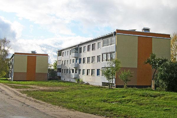 Как ведется капитальный ремонт жилого фонда в Толочинском районе