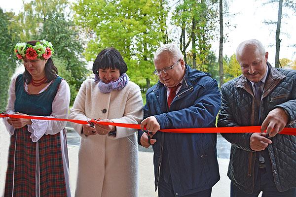 В Толочине и Коханово открылись обновленные объекты социальной сферы