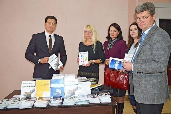 В Толочине состоялся семинар по реализации местной инициативы «Защита прав без суда»