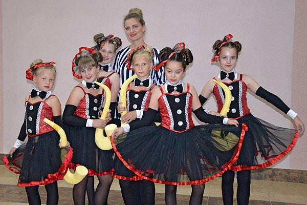Научить танцевать музыку: Татьяна Споткай беззаветно любит искусство и стремится передать это детям