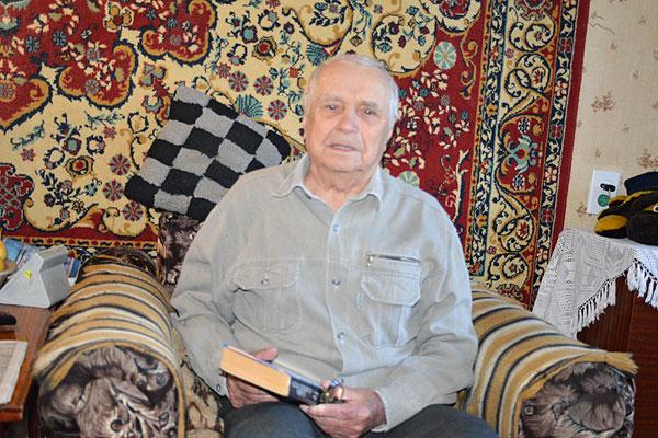Толочинца Александра Зорько не страшат года